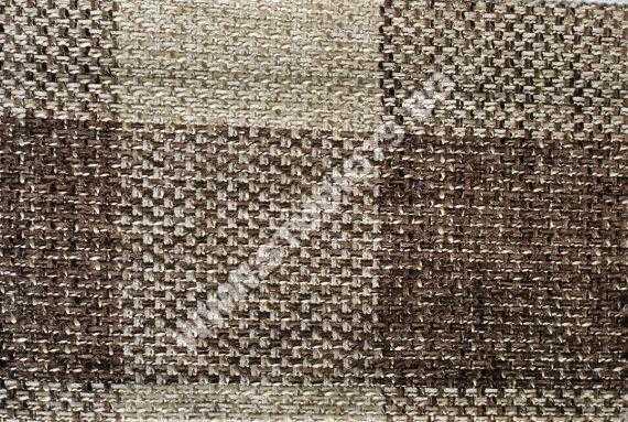 Плат за дамаски и калъфи за дивани и столове каре и дюс Венеция